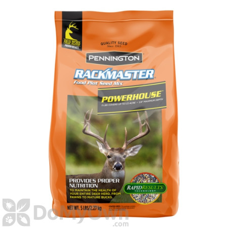 Pennington Rackmaster Powerhouse Food Plot Seed Mix