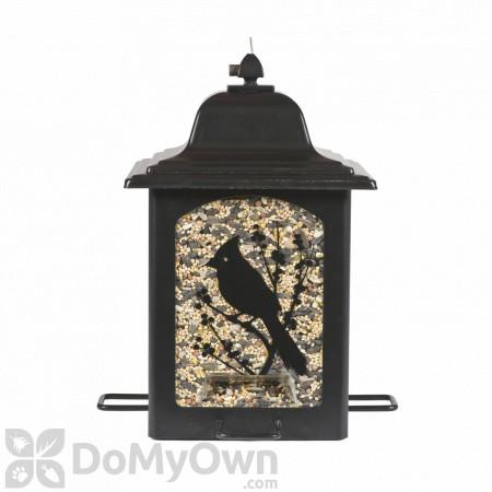 Perky Pet Birds and Berries Lantern Bird Seed Feeder 10 in. (363)