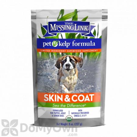 The Missing Link Pet Kelp Formula Skin and Coat