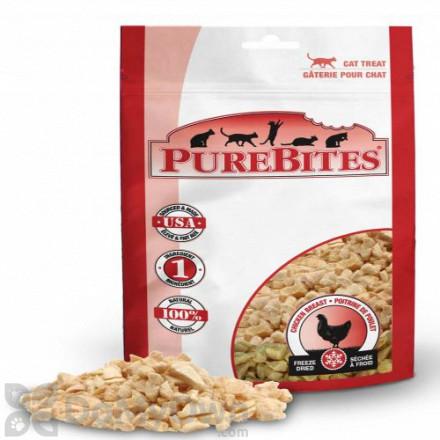 PureBites Freeze Dried Chicken Breast Cat Treats 1.09 oz.
