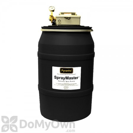 Pyranha SprayMaster Misting System - 55 Gallon Unit With Battery Back Up