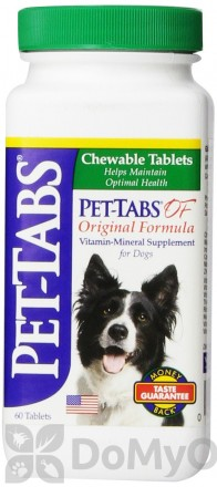 Pet-Tabs OF (Original Formula) Supplement for Dogs