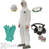 Professional Safety Kit with Comfo Respirator - Size 3XL