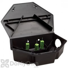 Protecta LP Rat Bait Station Black - CASE (6 stations)