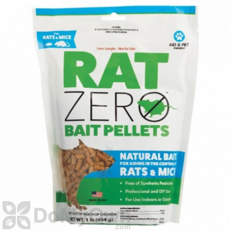 Rat Zero Bait Pellets
