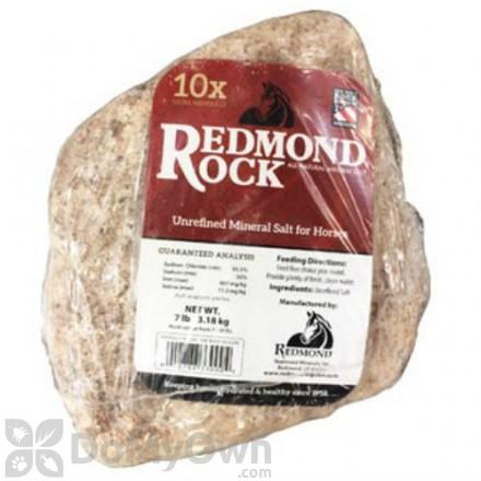 Redmond Rock Unrefined Mineral Salt for Horses