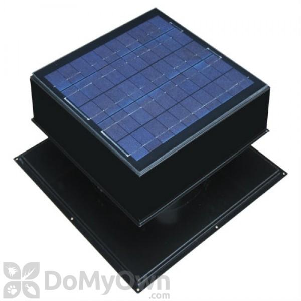 Remington Solar Attic Fan Manual