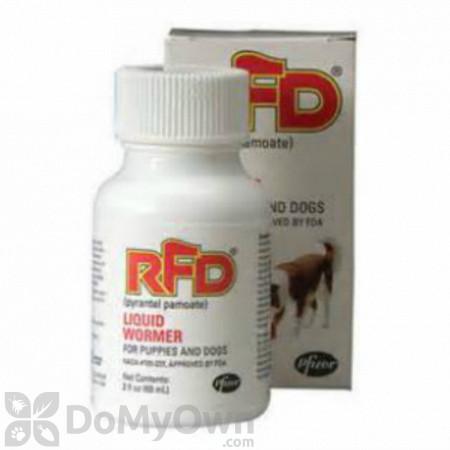 RFD Liquid Wormer