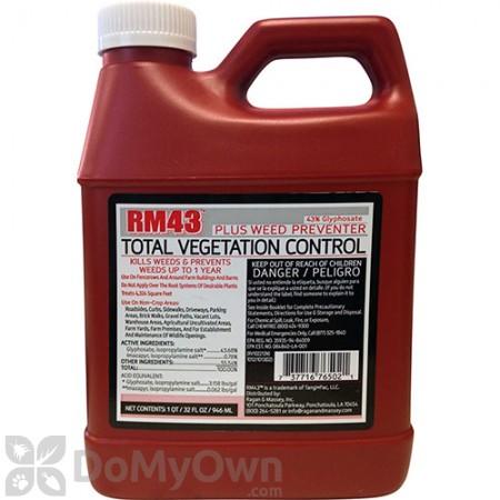 RM43 43% Glyphosate Plus Weed Preventer