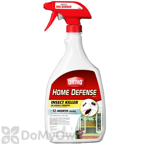 Ortho Home Defense Insect Killer How To Use