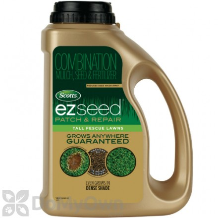 Scotts EZ Seed Patch and Repair Tall Fescue Lawns