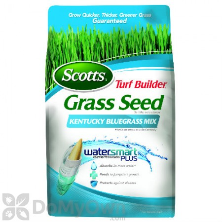 Scotts Turf Builder Grass Seed Kentucky Bluegrass Mix