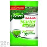 Scotts Turf Builder Starter Food For New Grass 15 lbs.