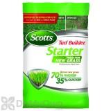 Scotts Turf Builder Starter Food For New Grass