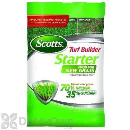 Scotts Turf Builder Starter Food For New Grass 42 lbs.