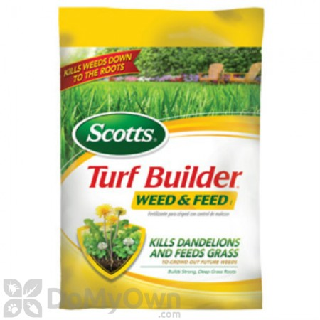 Scotts Turf Builder Weed and Feed 1