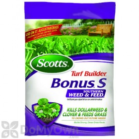 Scotts Turf Builder Bonus S Southern Weed and Feed 2