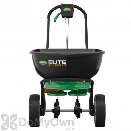 Scotts Elite Spreader with EdgeGuard