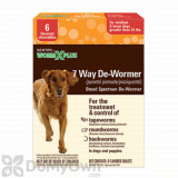 Sentry HC Worm X Plus 7 Way De-Wormer for Medium and Large Dogs - box (6 count)