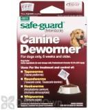 Safe-Guard Canine Dewormer 4 grams