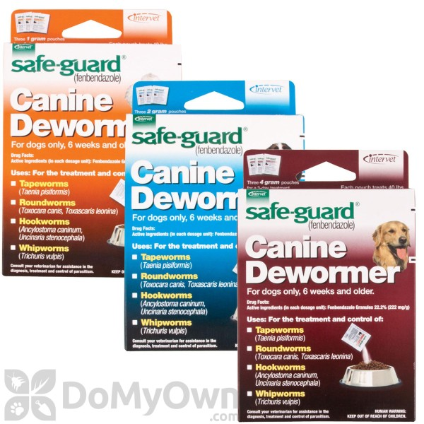 Safe - Guard 1GM Canine Dewormer
