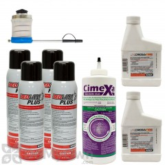 Pyrethroid Resistant Bed Bug Control Kit