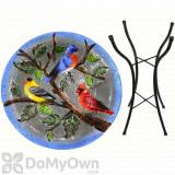 Songbird Essentials Songbird Trio Bird Bath with Stand