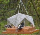 Songbird Essentials Clear Cover for Bird Seed Tray (SE533)