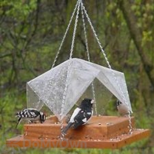 Songbird Essentials Clear Cover For Bird Seed Tray Se533