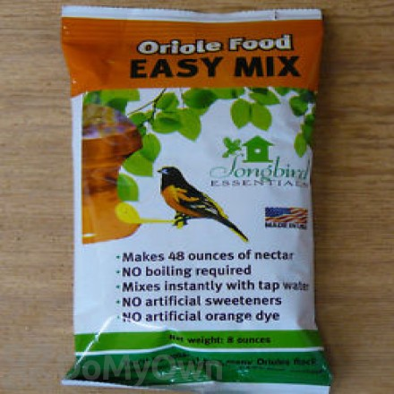 Quick View Songbird Essentials Easy Mix Oriole Food 8 Oz Se630