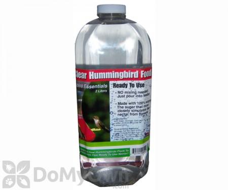 Songbird Essentials Clear Ready To Use Hummingbird Food 2 L. (SE640)