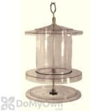 Songbird Essentials Clear All Weather Bird Feeder 6 Qt. (SEAWFFF736)