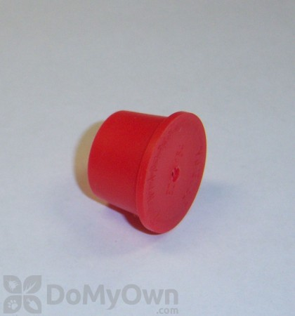 Songbird Essentials Replacement Red Cap for Bird Feeder Tubes (SEHHRDCP)