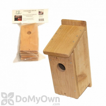 Songbird Essentials Chickadee House Kit (SESC00606)