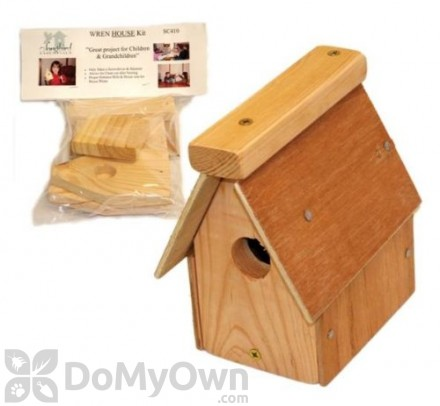 Songbird Essentials Wren House Kit (SESC410)
