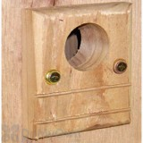 Songbird Essentials Guard For Bluebird Box Bird House (SESC6010C)