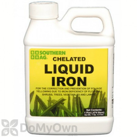 Southern Ag Chelated Liquid Iron