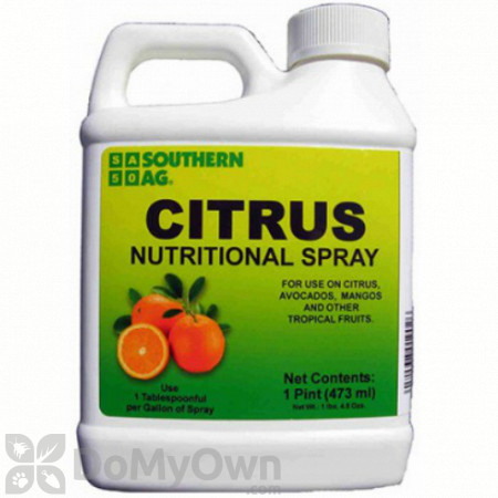 Southern Ag Chelated Citrus Nutritional Spray
