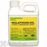 Southern Ag Malathion - Oil Citrus and Ornamental Spray - 8 oz