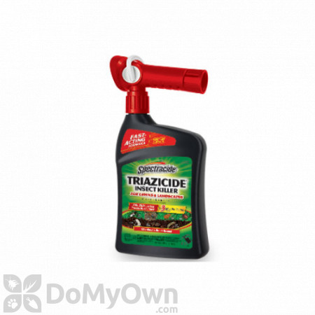 Spectracide Triazicide Insect Killer For Lawns and Landscapes Concentrate Ready - to - Spray