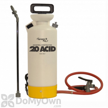 Sprayers Plus 20 ACID Hand-Held Compression Sprayer