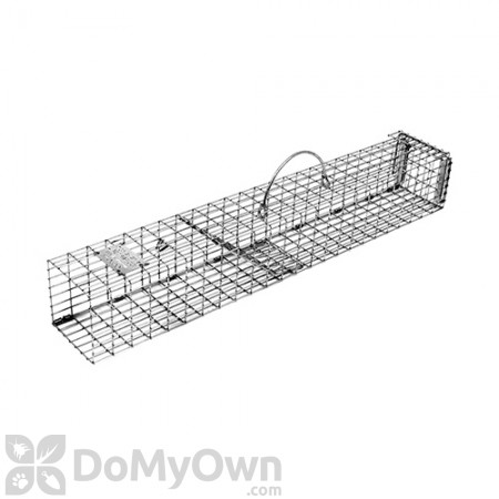 SPT30 Repeating Live Trap with One Trap Door and Easy Release Door for use with model SP30