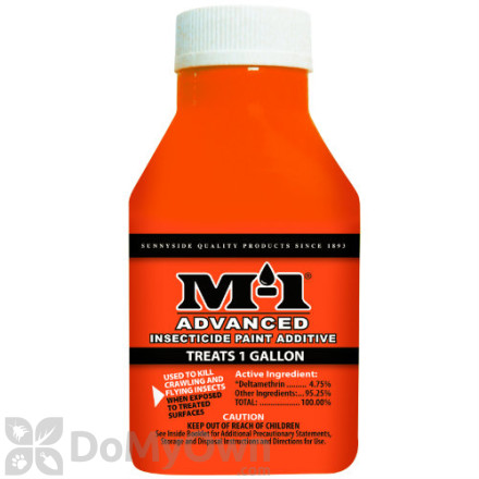 M-1 Advanced Insecticide Paint Additive