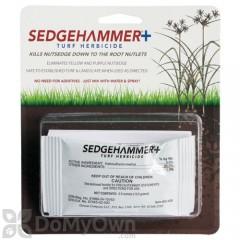 SedgeHammer + Herbicide