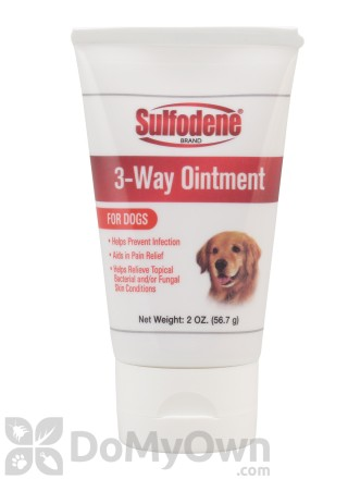 Sulfodene Brand 3-Way Ointment for Dogs