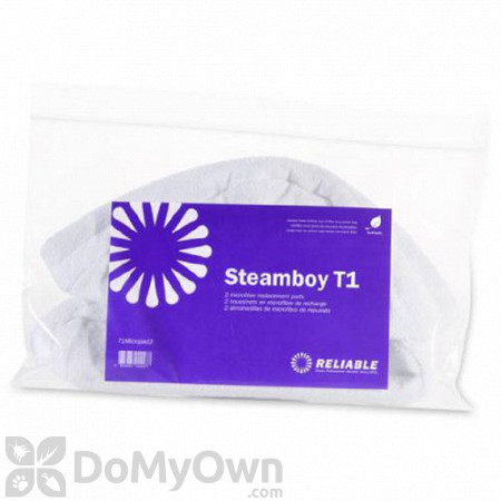 Microfiber Pad for Steamboy T1