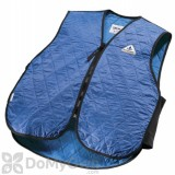 TechNiche HyperKewl Evaporative Cooling Sport Vest - Blue Large (6529-RB-L)