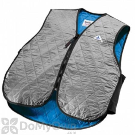 TechNiche HyperKewl Evaporating Cooling Sport Vest - Silver