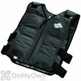 TechNiche TechKewl Phase Change Cooling Vest - Black 2XL (6626 - BK - 2XL)