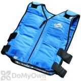 TechNiche TechKewl Phase Change Cooling Vest - Blue Large / XL (6626-RB-LXL)